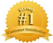 #1 Customer Satisfaction